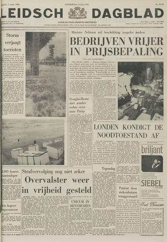 Leidsch Dagblad 1970-07-16