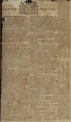 Leydse Courant 1766-12-26