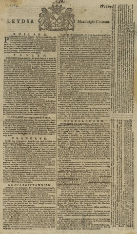 Leydse Courant 1763-09-12