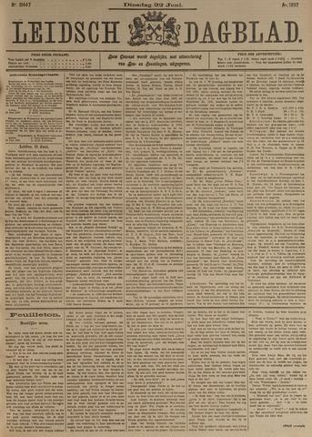 Leidsch Dagblad 1897-06-22