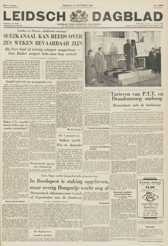 Leidsch Dagblad 1956-11-23