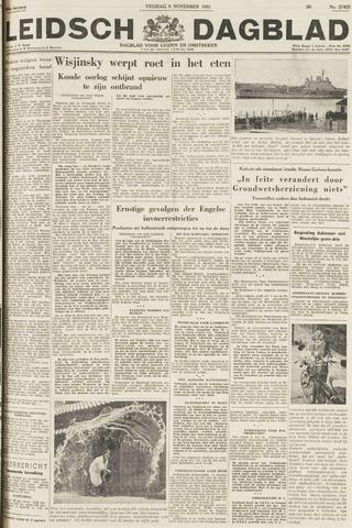 Leidsch Dagblad 1951-11-09