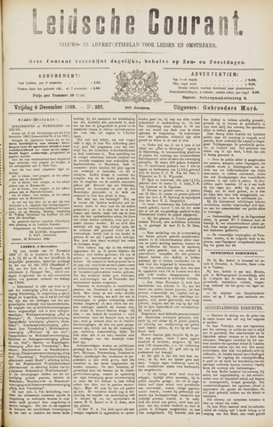 Leydse Courant 1889-12-06