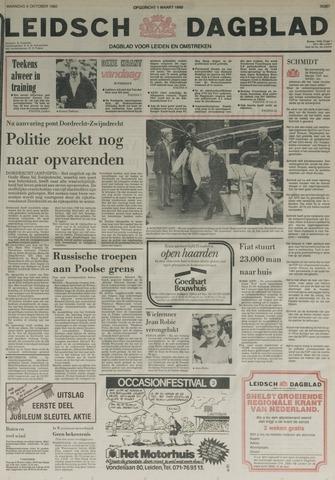 Leidsch Dagblad 1980-10-06