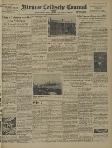 Nieuwe Leidsche Courant 1947-10-30