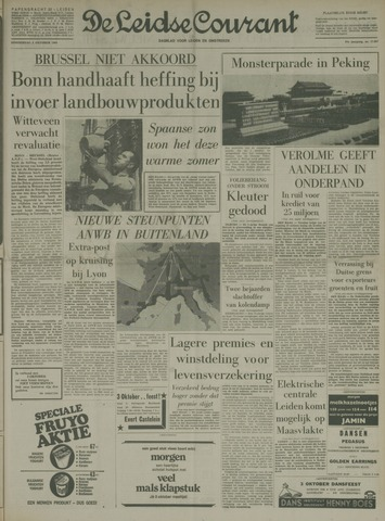 Leidse Courant 1969-10-02