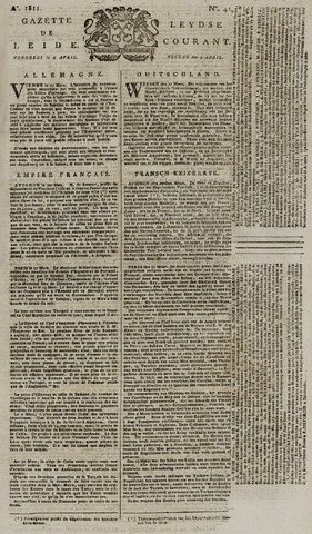Leydse Courant 1811-04-05