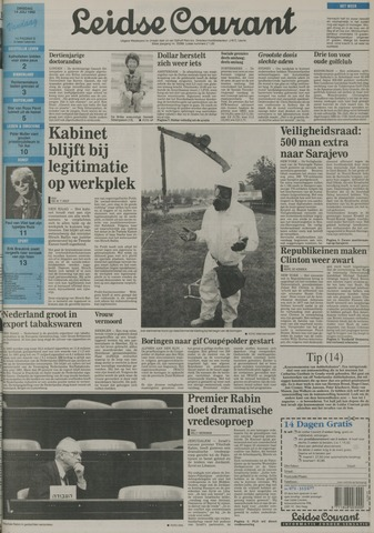 Leidse Courant 1992-07-14