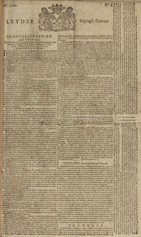 Leydse Courant 1760-01-18