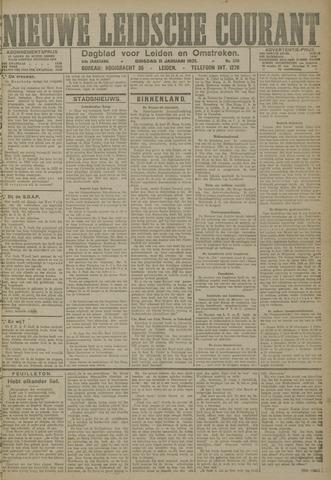 Nieuwe Leidsche Courant 1921-01-11