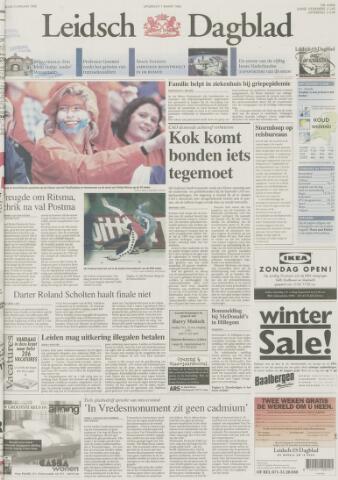Leidsch Dagblad 1999-01-09