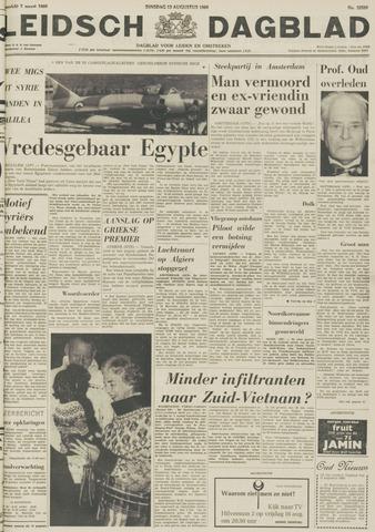 Leidsch Dagblad 1968-08-13