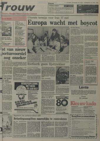 Nieuwe Leidsche Courant 1980-04-23