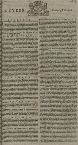 Leydse Courant 1726-09-25