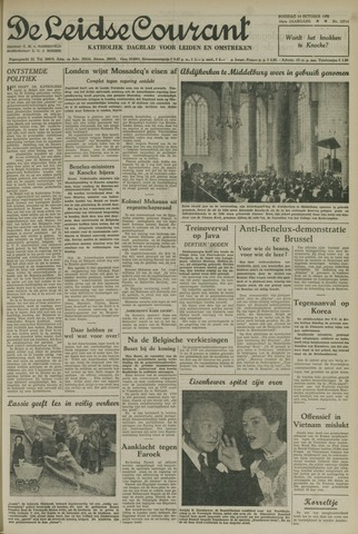 Leidse Courant 1952-10-14