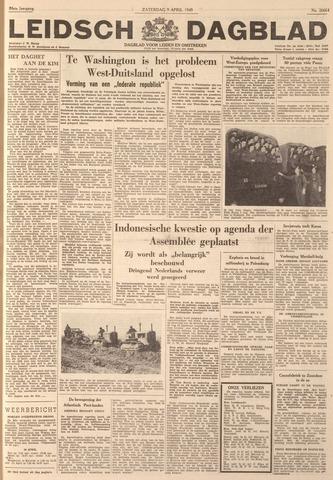 Leidsch Dagblad 1949-04-09