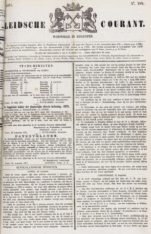 Leydse Courant 1871-08-23