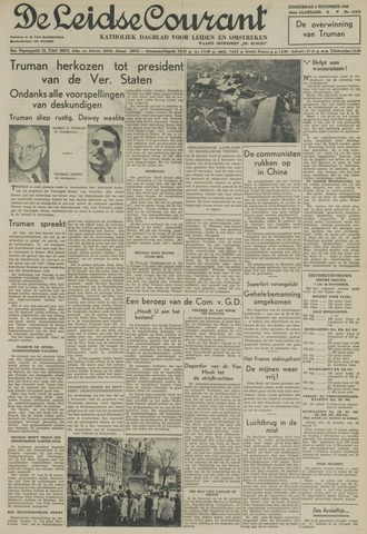 Leidse Courant 1948-11-04