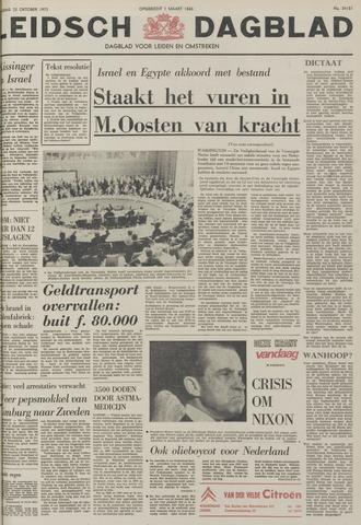 Leidsch Dagblad 1973-10-22