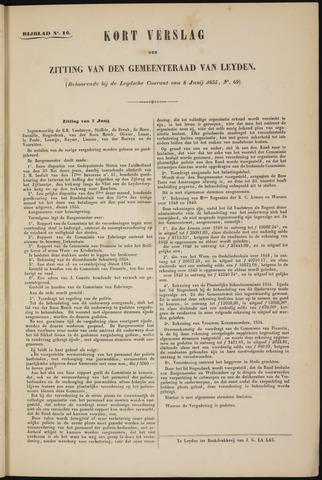 Handelingen van de Raad 1855-06-07