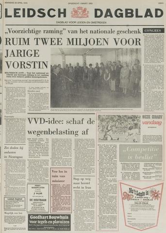 Leidsch Dagblad 1979-04-30