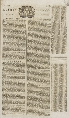Leydse Courant 1815-08-18