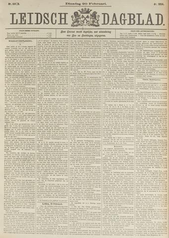 Leidsch Dagblad 1894-02-20