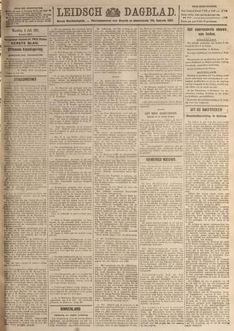 Leidsch Dagblad 1921-07-11