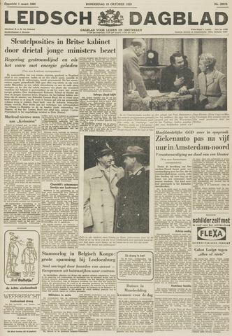 Leidsch Dagblad 1959-10-15