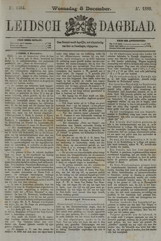 Leidsch Dagblad 1880-12-08