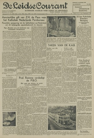 Leidse Courant 1950-01-10