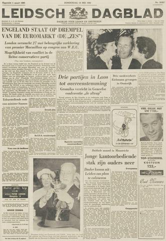 Leidsch Dagblad 1961-05-18