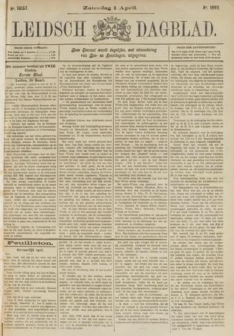 Leidsch Dagblad 1893-04-01