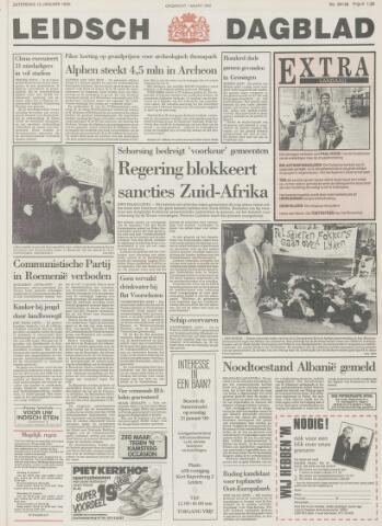 Leidsch Dagblad 1990-01-13