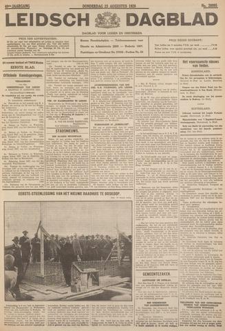Leidsch Dagblad 1928-08-23