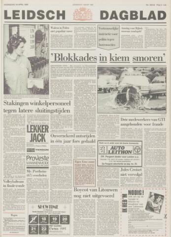 Leidsch Dagblad 1990-04-18