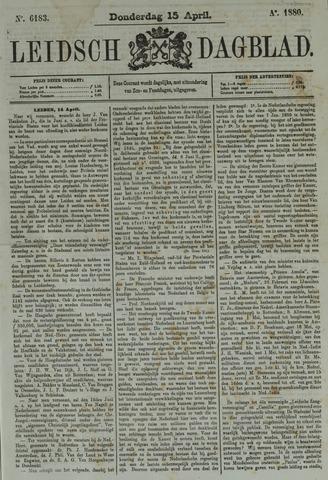 Leidsch Dagblad 1880-04-15