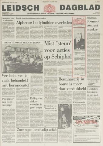 Leidsch Dagblad 1985-04-18