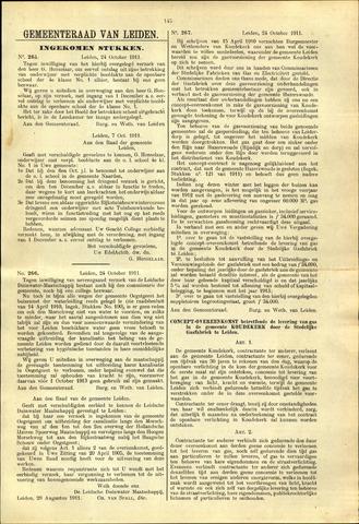 Handelingen van de Raad 1911-10-24