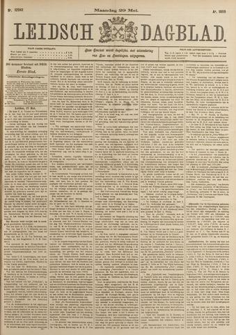 Leidsch Dagblad 1899-05-29