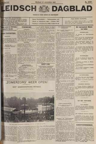 Leidsch Dagblad 1932-08-12