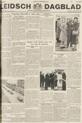 Leidsch Dagblad 1951-11-02