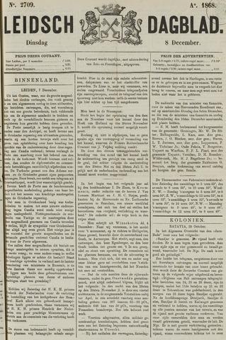 Leidsch Dagblad 1868-12-08