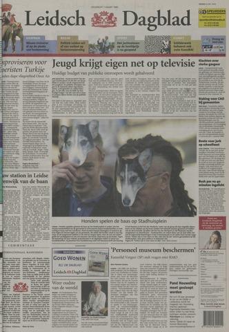 Leidsch Dagblad 2005-05-13