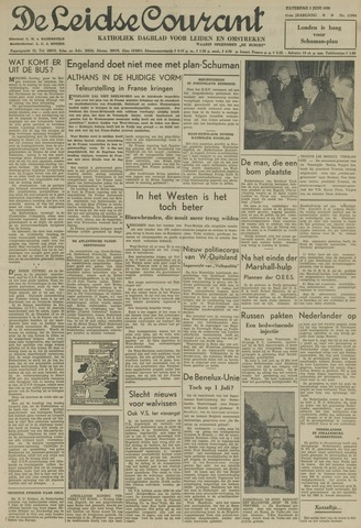 Leidse Courant 1950-06-03
