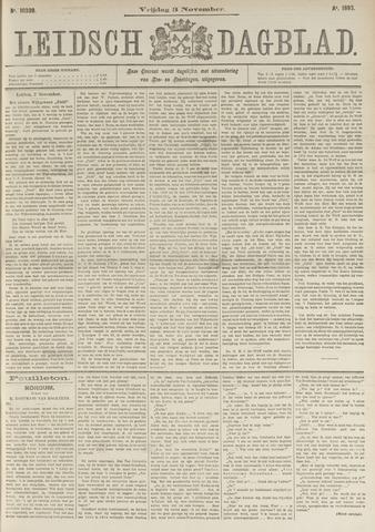 Leidsch Dagblad 1893-11-03