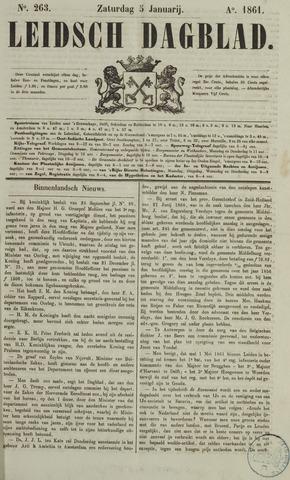 Leidsch Dagblad 1861-01-05