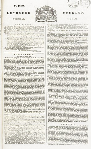 Leydse Courant 1839-07-24