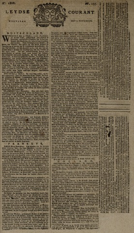 Leydse Courant 1808-11-09