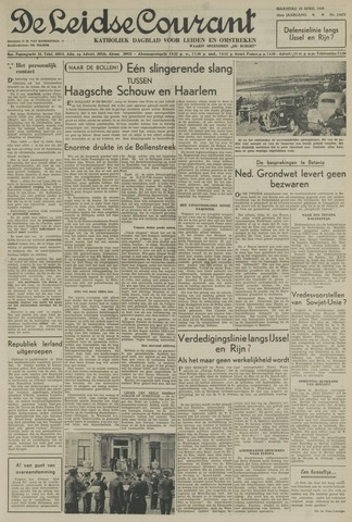 Leidse Courant 1949-04-18